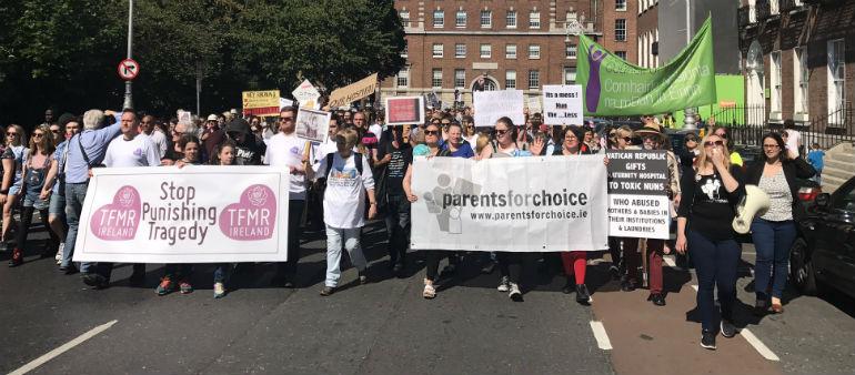 Hundreds Protest Over Hospital Plan