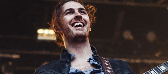 Hozier's Reportedly Seeing Saoirse