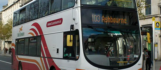 Bus Eireann Staff Back Labour Court Deal