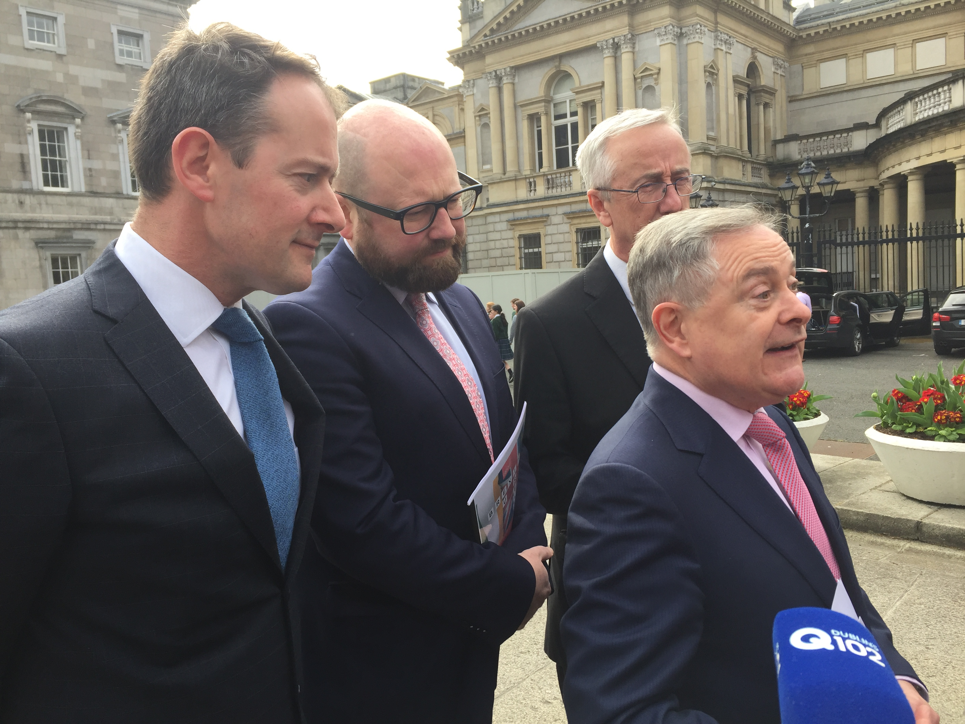 Howlin says time to un-do wage cuts