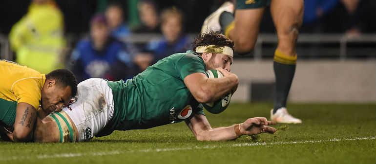 Henderson urges Lions to take inspiration from Ireland