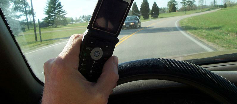 There's A Drop In Convictions For Driving With A Mobile