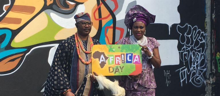 African Culture On Show At Farmleigh