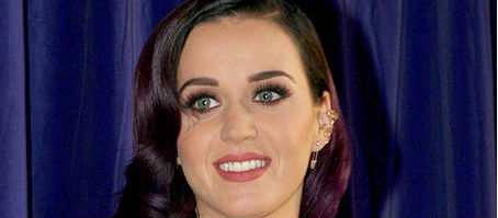 Katy Perry Becomes American Idol Judge