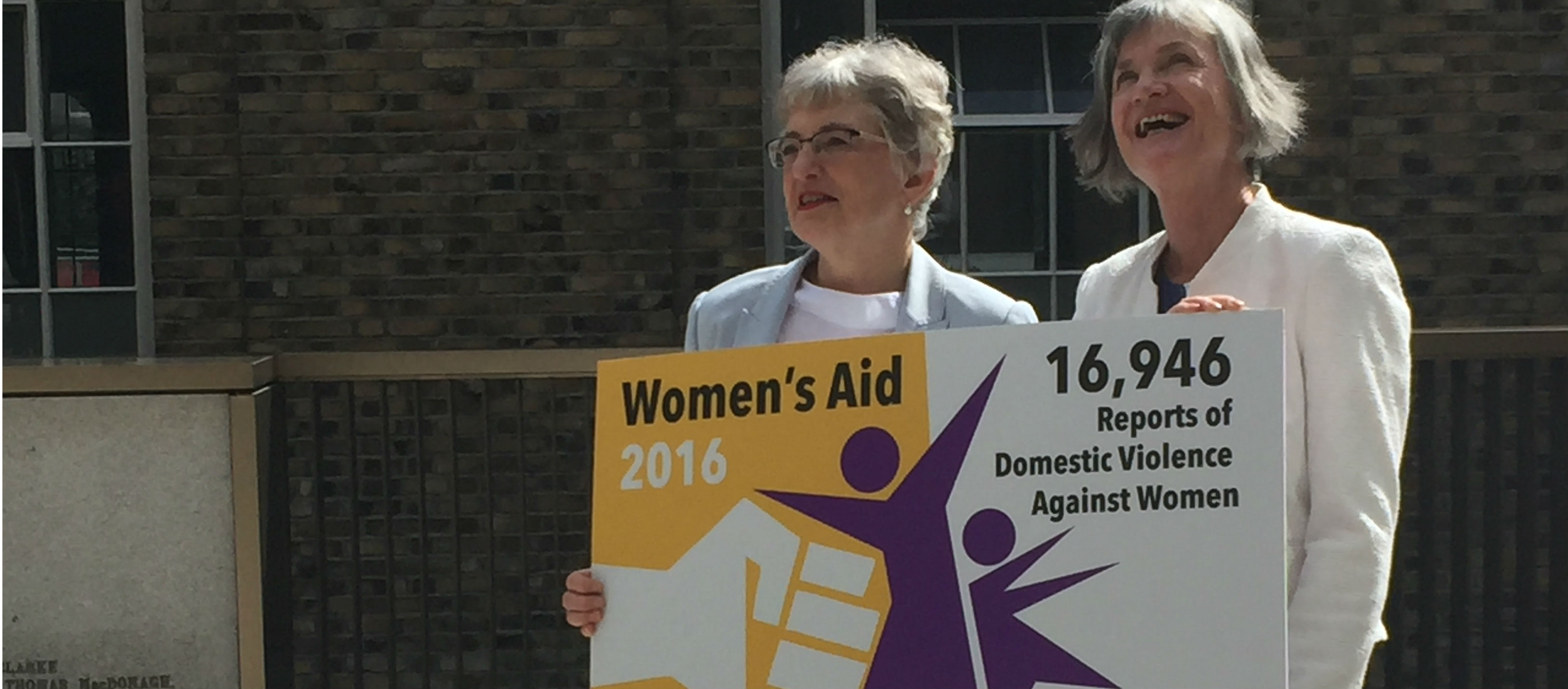 Calls To Women's Aid Spiral