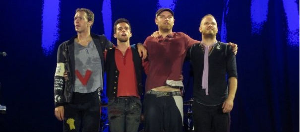 Coldplay In Running For Ivor Novello Gong