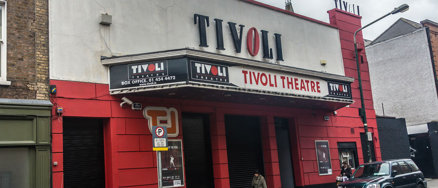 Tivoli Theatre Saved From Proposed Demolition