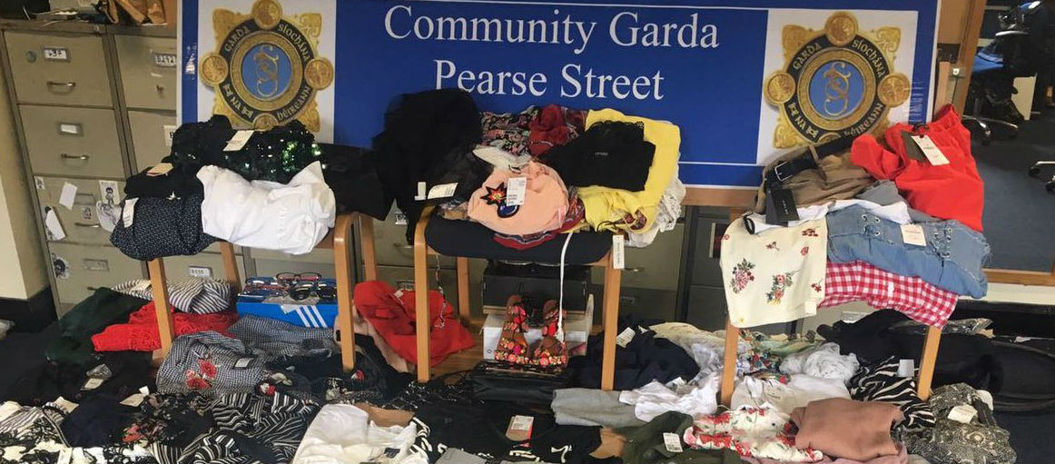 Shoplifters Targetted In Dublin