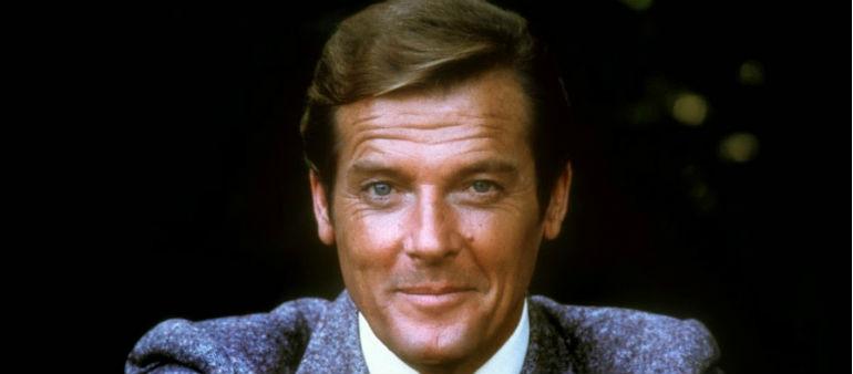 Ex Bond Star Roger Moore Dies