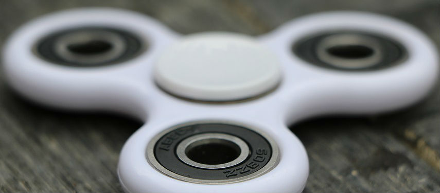 Fidget Spinners Seized Over Safety Concerns