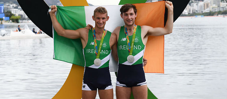 Disappointment for O'Donovan brothers