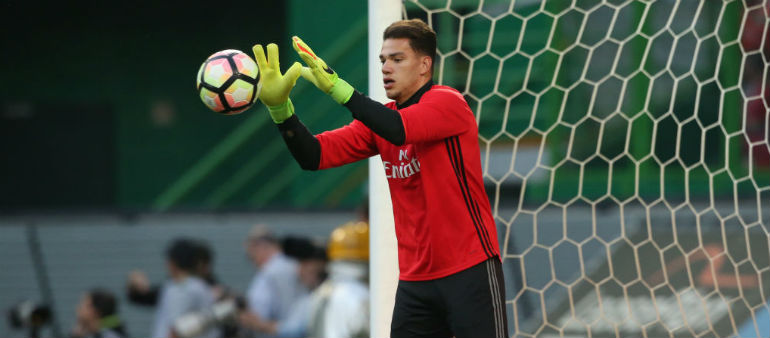 Manchester City close in on Ederson