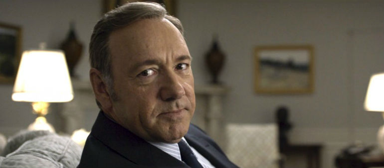 Spacey Set For Netflix Return