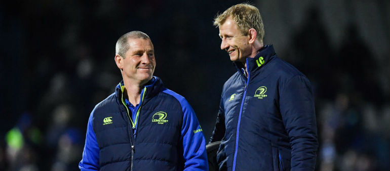 Leo Cullen signs new deal with Leinster