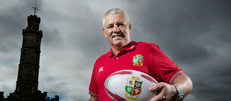 Gatland set to rest tired players