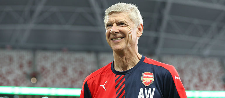 Wenger agrees two year contract extension with Arsenal
