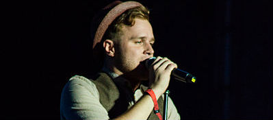 New Single Due From Oly Murs