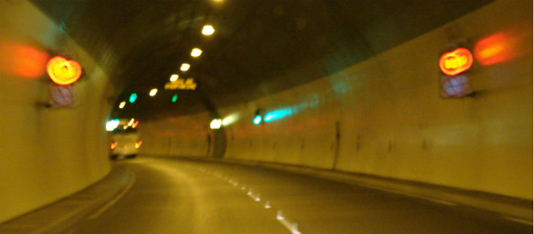 New Tunnel Cameras Track Speed