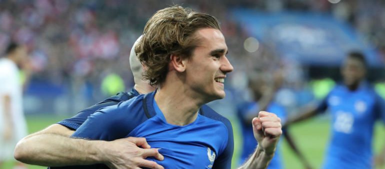 United cool interest in Griezmann