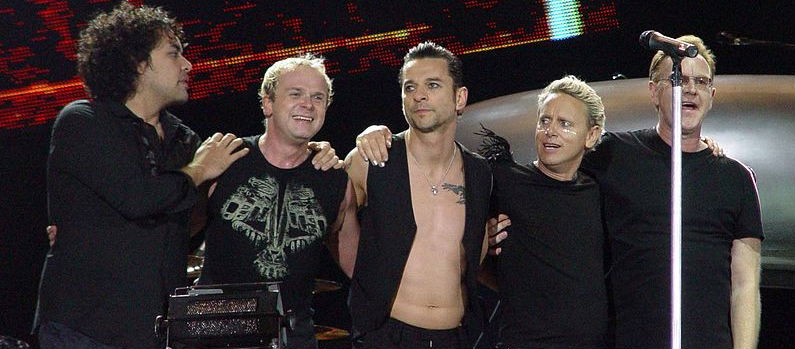 Depeche Mode To Play Dublin