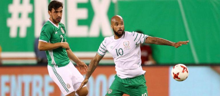 McGoldrick injury concern for O'Neill