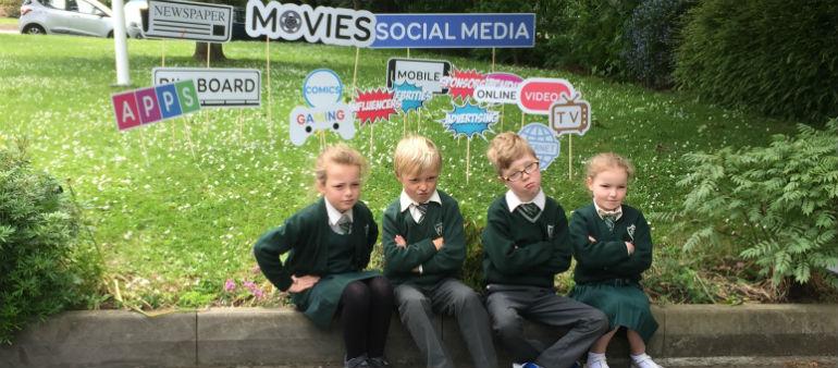 Kids Given Media Skills