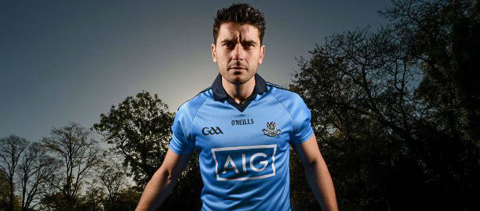 Bernard Brogan: 'I still get nervous at Croke Park'