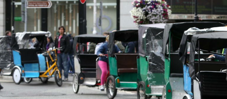 Councillor Wants Rickshaw Ban