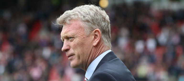 Moyes fined for slap comment