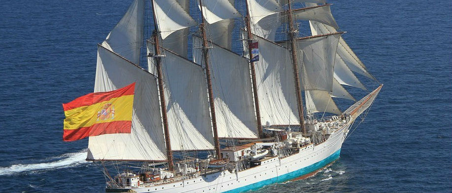 Public Can Get On Board Tall Ship