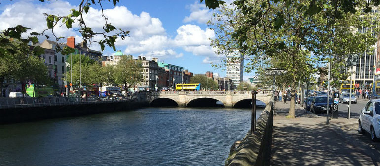Streetfeast Hits Dublin