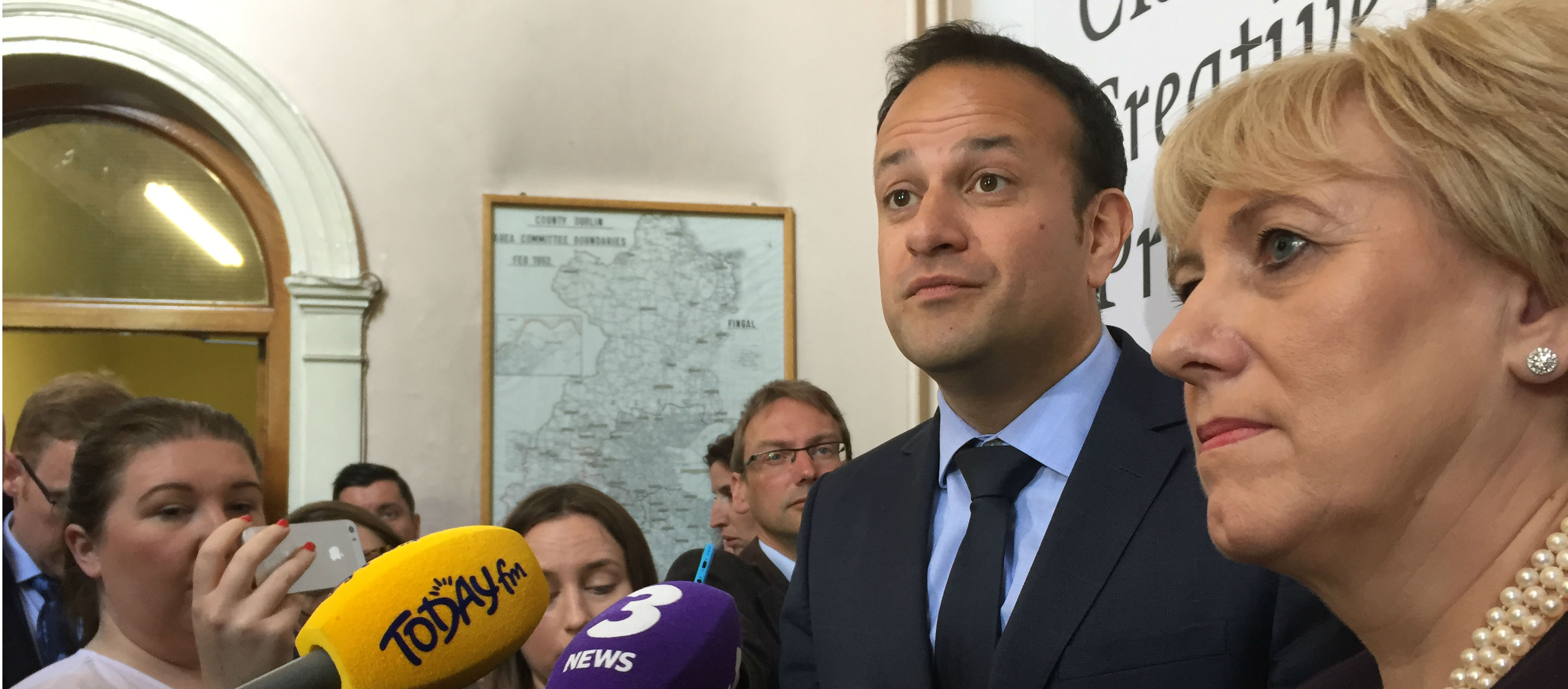 Leo Varadkar Won't Reveal Cabinet Yet