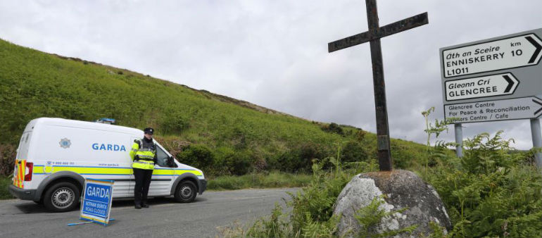 Man Questioned Over Wicklow Body Find