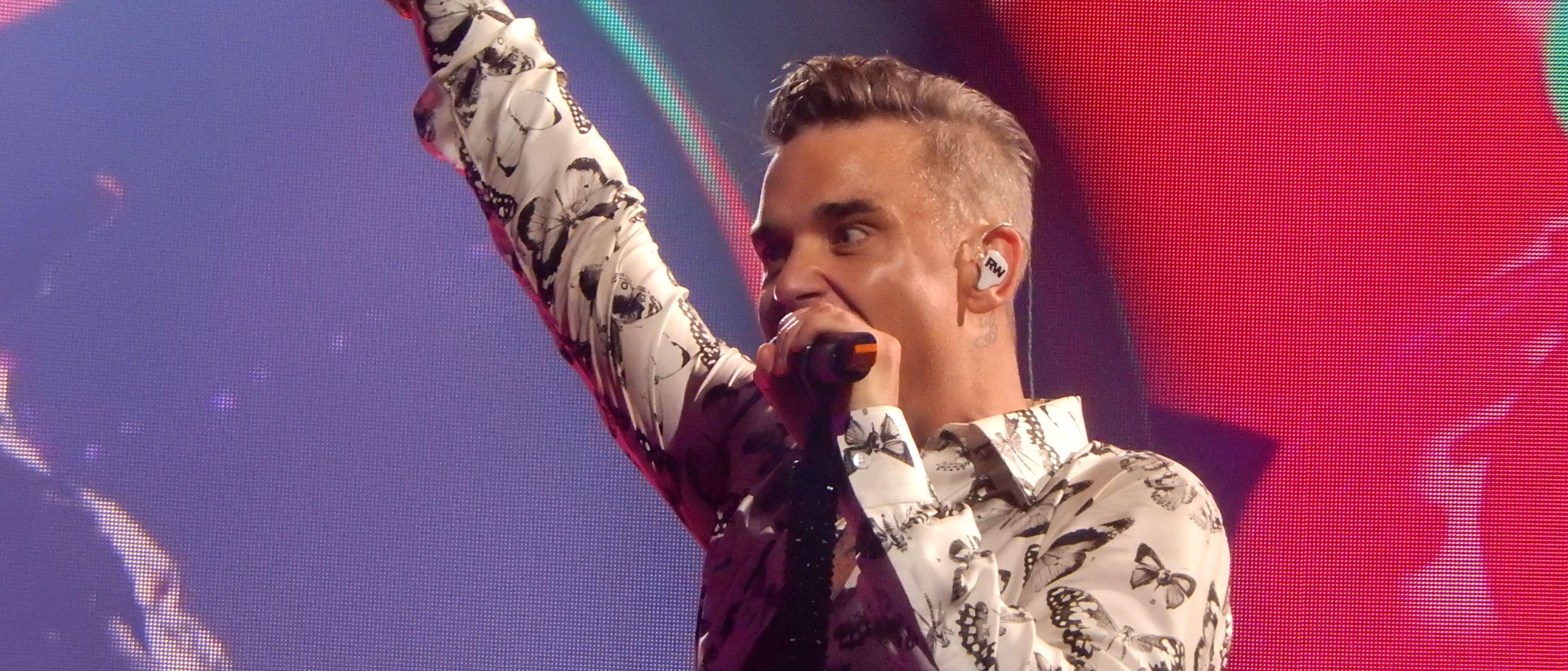 Tight Security for Robbie Williams Aviva Gig