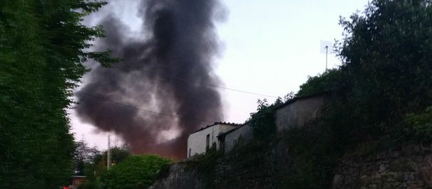 Crews Battle Kilternan Blaze