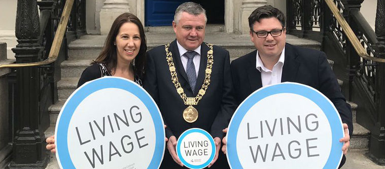Businesses Urged To Pay Living Wage