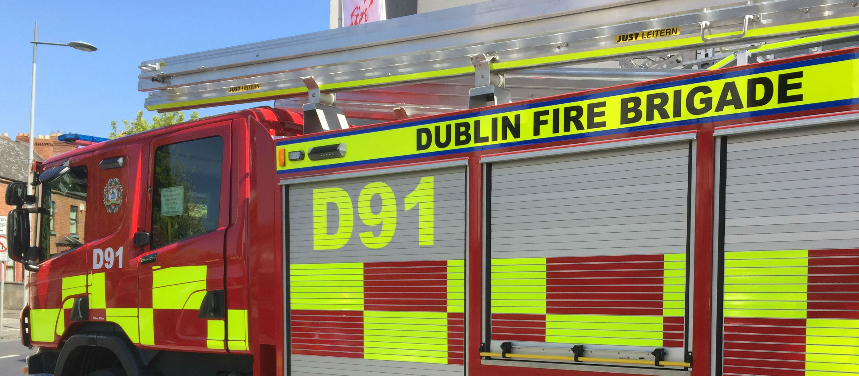 Clonsilla House Fire Put Out