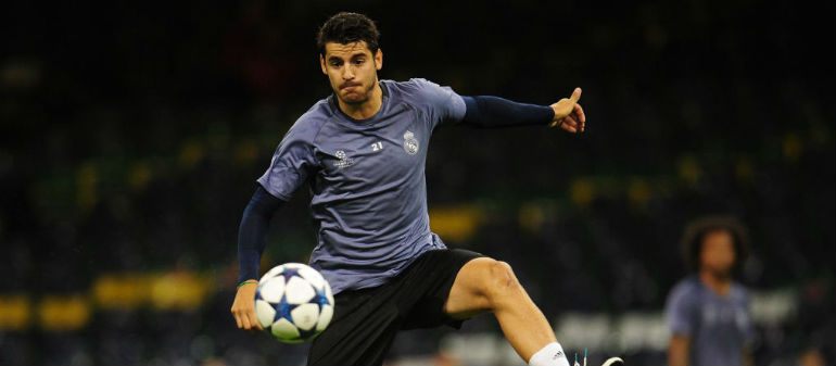 Morata moves closer to United switch