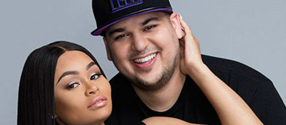 Rob Kardashian Hits Out At Blac Chyna