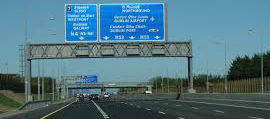 Cars Seized For Failing To Pay M50 Toll