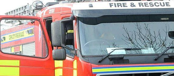 Two Men Die In Kildare Fire
