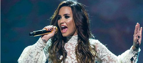 Lovato Thanks Fans After Her Music Break