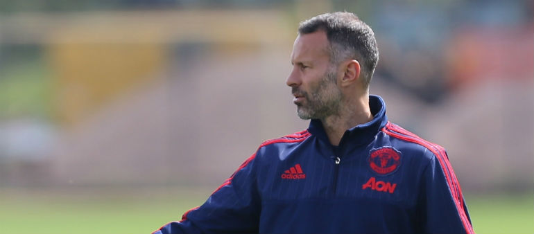 Giggs predicts United and City to go head to head