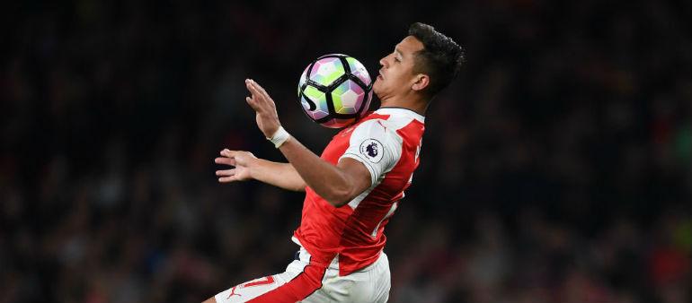 Sanchez staying at Arsenal