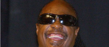 Stevie Wonder Gets Hitched