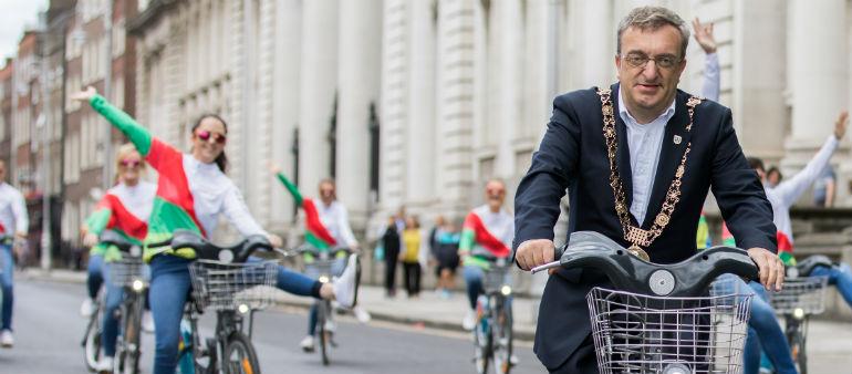 City Bikes Scheme Extended