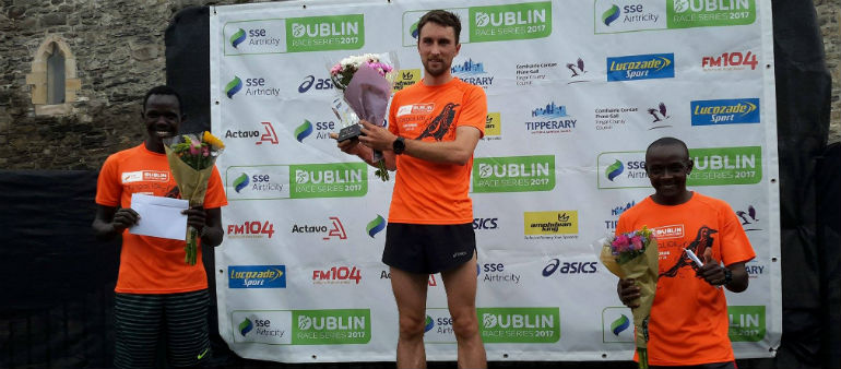 Coghlan and Ganiel win at Fingal 10K