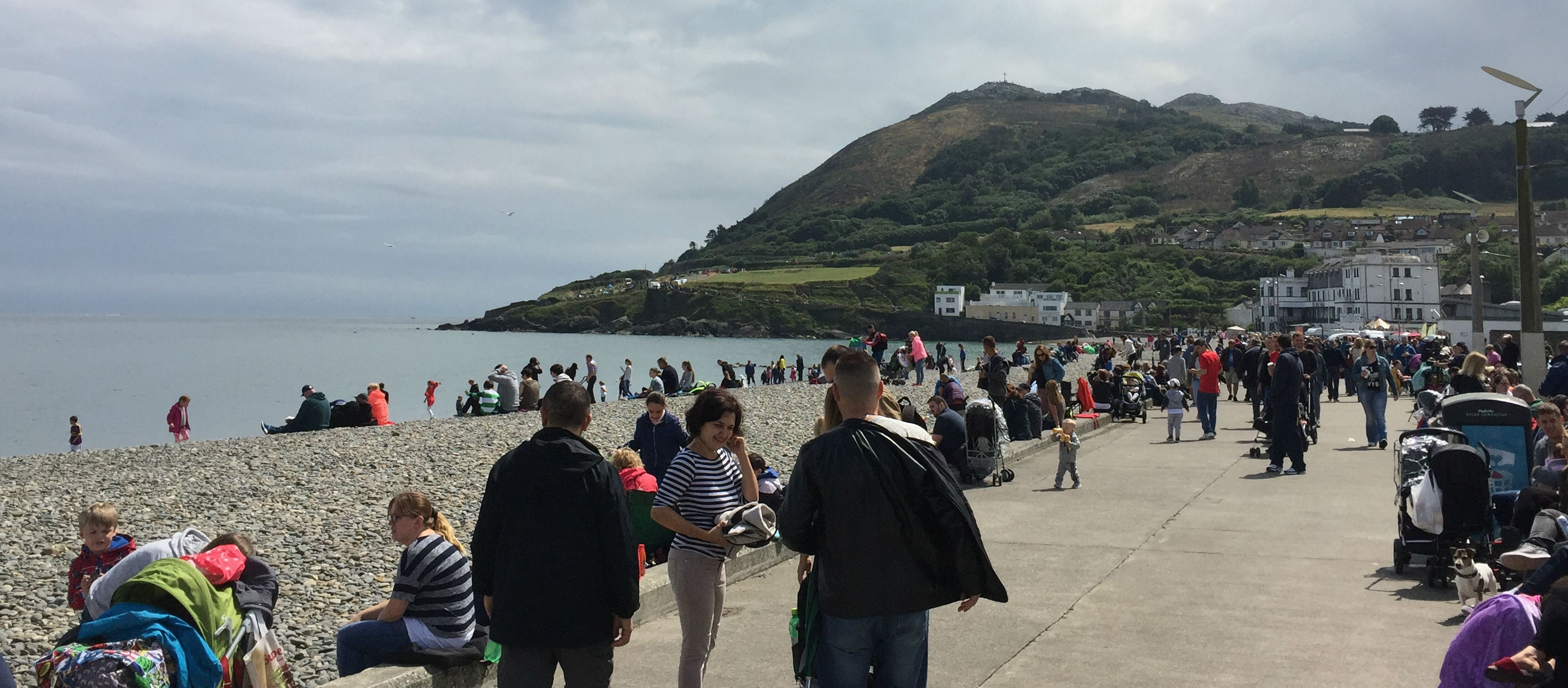 Day 2 Of Bray Air Display