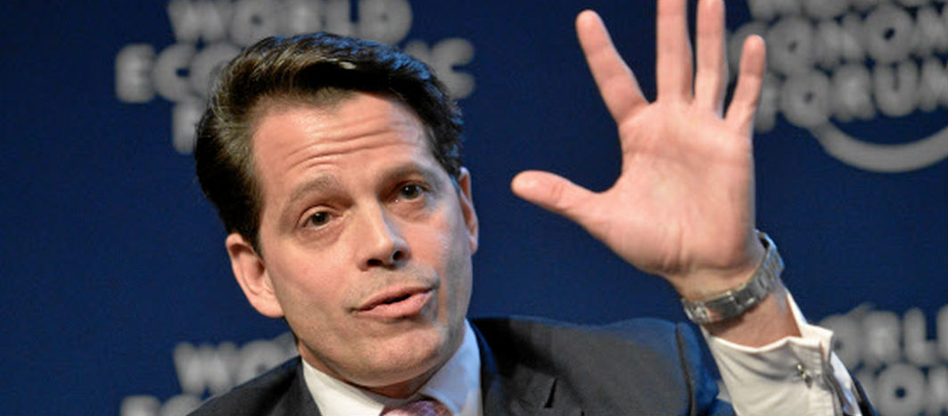 Scaramucci Rips Into White House Colleagues
