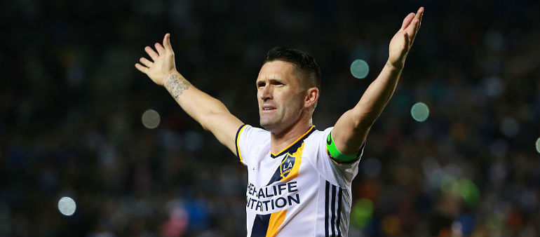 Robbie Keane linked with move to India